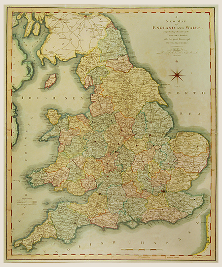 England And Wales Smith 1815